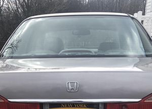 Honda Accord OEM Chrome Trunk Trim 1998-2002 for Sale in Rockville, MD
