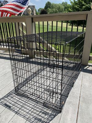 Foldable Petmate Dog Crate for Sale in Forest, VA