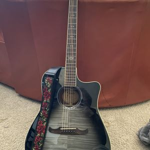 Fender Guitar Electric/Acoustic for Sale in Mt. Juliet, TN