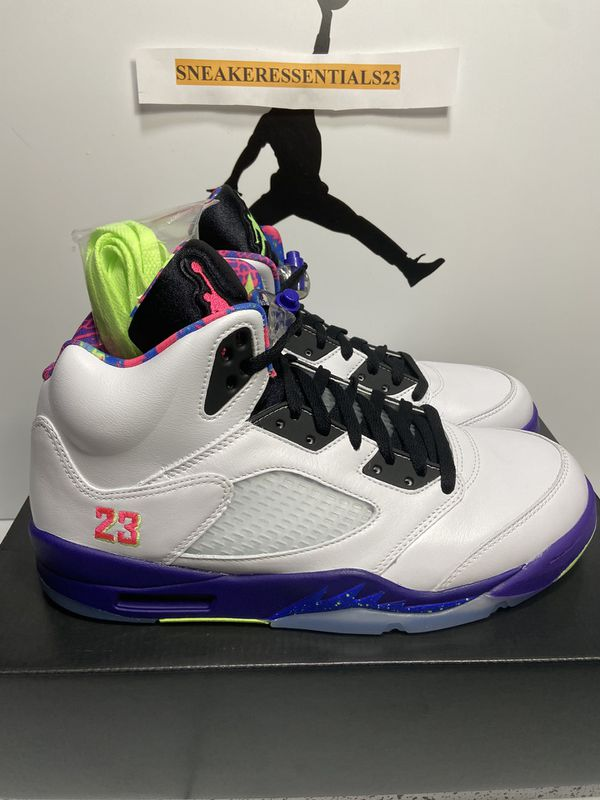 "New Air Jordan 5 Retro ""Alternate Bel-Airs"""