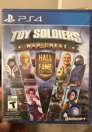 TOY SOLDIERS WAR CHEST BRAND NEW!! PS4 for Sale in Austin, TX