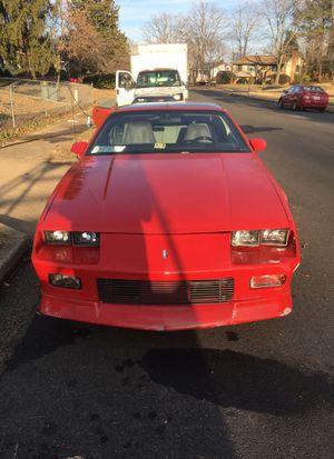 1992 Chevy Camaro for Sale in Manassas, VA