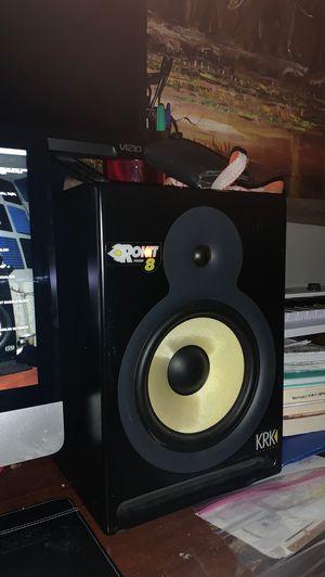 KRK ROKIT 8 studio speakers for Sale in Columbus, OH