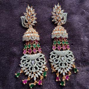 Ad Zircone Earrings for Sale in Milford Mill, MD