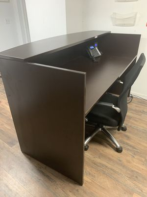 Reception desk for Sale in Kissimmee, FL