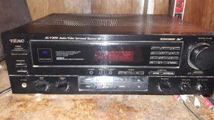 Teac audio/video surround reciver for Sale in Hayward, CA