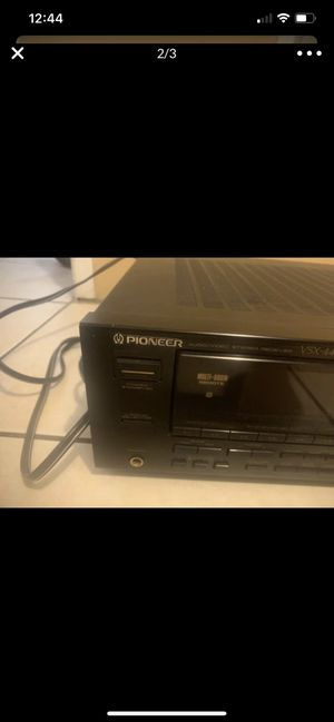 Pioneer receiver and subwoofer for Sale in Miami, FL