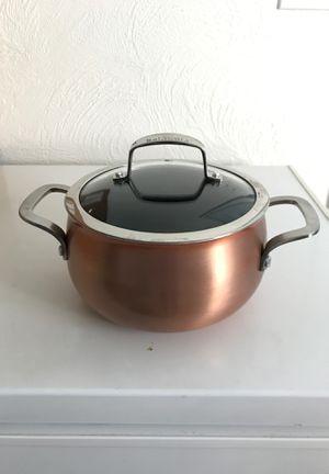 Small copper pot for Sale in Tacoma, WA