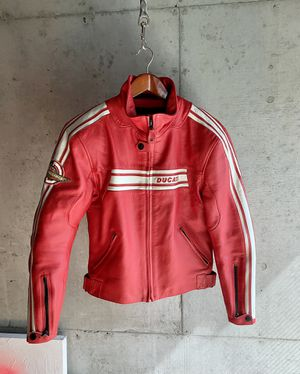 Ducati Meccanica Motorcycle Riding Jacket Ladies 44 for Sale in Los Angeles, CA