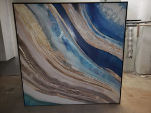 Abstract painting, wall art ,canvas for Sale in Simpsonville, SC