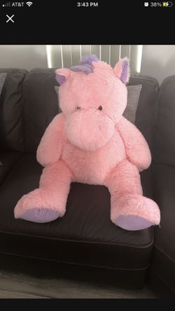 Extra Large Unicorn Stuffed Animal FREE for Sale in Fort Lauderdale,  FL