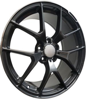 """Mercedes Benz 19"""" new amg style rims tires for Sale in Hayward, CA"""