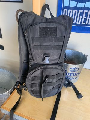 Backpack with water pack for Sale in Norwalk, CA