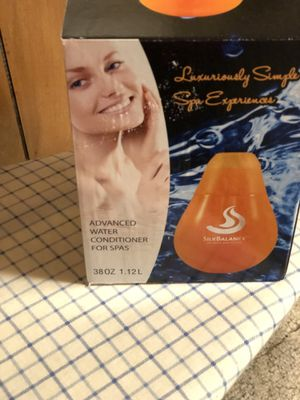 Spa water Conditioner for Sale in Woodbury, MN