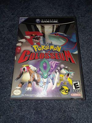 Pokemon Colosseum Nintendo Gamecube for Sale in Stockbridge, GA