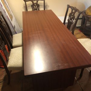Table Or Conference Table for Sale in Hollywood, FL
