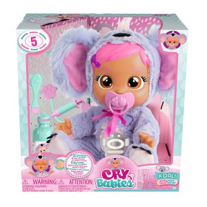 Cry Babies Koali Doll Lovely for Sale in Norfolk, VA