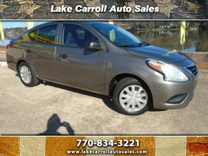 2015 Nissan Versa for Sale in Carrollton, GA