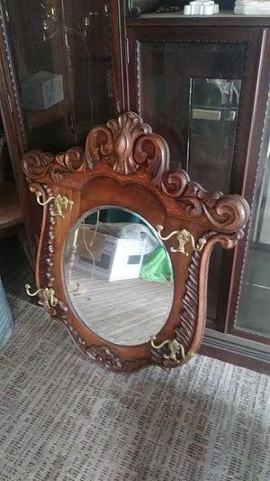 Antique oak mirror for Sale in Hayward, CA