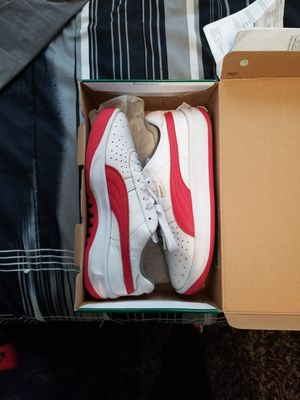 2 pairs of pumas ($20) a pair size 9 and 8.5 for Sale in Philadelphia, PA