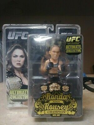 *RARE* COLLECTIBLE RONDA ROUSEY UFC CHAMPIONSHIP FIGURE SEALED NEVER OPENED for Sale in Tallahassee, FL