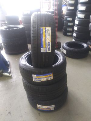2355018 new tires all weather see pictures for Sale in Aurora, IL
