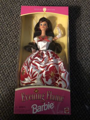1995 evening flame Barbie for Sale in La Vista, NE
