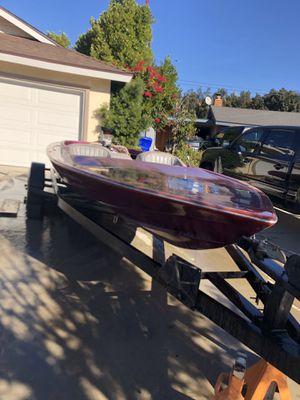 19' Glencoe jet boat for Sale in San Bernardino, CA