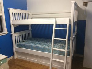 Bunk beds and dresser set for Sale in Woodinville, WA