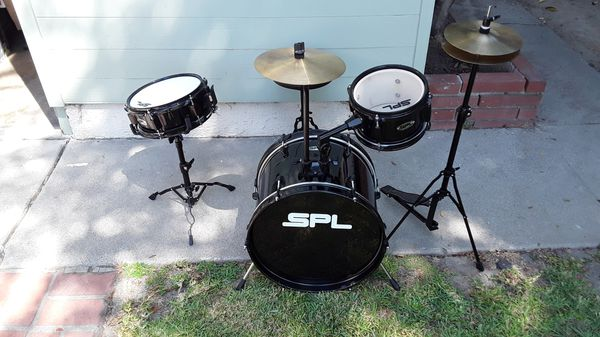 SPL Junior Drum Set 5 pieces