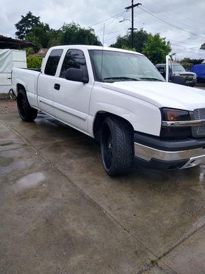 Chevy Silverado for Sale in EL MONTE, CA
