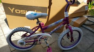 Huffy girls bike for 4 to 8 year old girl for Sale in San Diego, CA