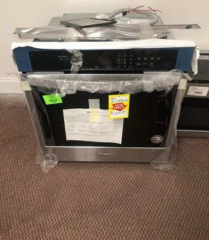 Whirlpool Wall Oven 🙈✔️🍂⚡️⏰😀🔥🙈✔️🍂⚡️⏰😀🔥🙈✔️🍂⚡️ Appliance Liquidation!!!!!!!!!!!!!!!!!!!!!!!!! for Sale in Georgetown, TX