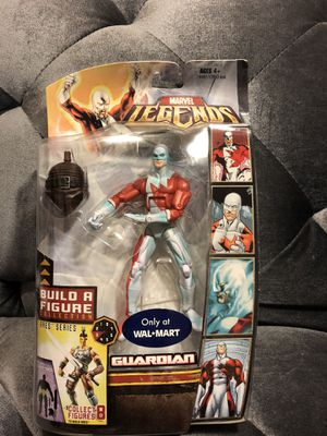 "Marvel Legends Guardian 6"" BAF Collection Ares Series Walmart Exclusive 2008 for Sale in Fresno, CA"