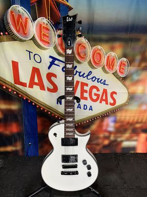 Ltd EG-256 Snow White Les Paul Style Electric Guitar for Sale in Las Vegas, NV