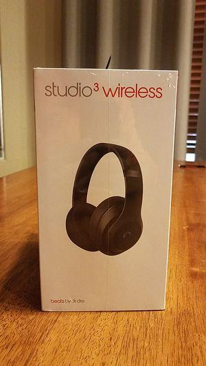 Beats studio 3 wireless BLACK for Sale in Phoenix, AZ