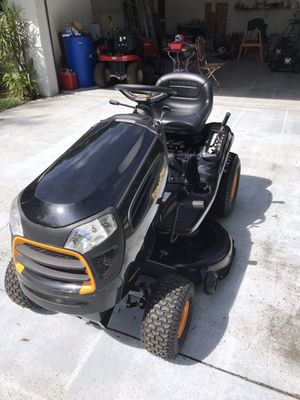 Poulan Pro / Lawn Tractor Model: PP20VA42 42 in. 20 HP for Sale in Lake Placid, FL