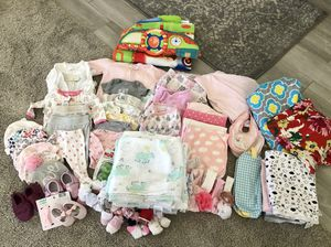 Baby Girl Lot - Newborn & Misc. for Sale in Winchester, CA
