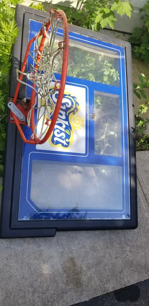 Sunkist Basketball Hoop No bottom base for Sale in Seymour, CT