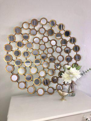 "Mirrored wall decor 33"" x 33"" for Sale in Virginia Beach, VA"
