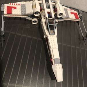 Lego Star Wars X Wing Star Fighter for Sale in South Vienna, OH