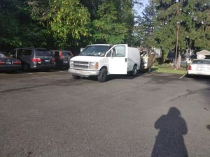 2000 Chevy G3500 Express Van ***UPDATED*** for Sale in Tukwila, WA