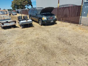 2004 gmc envoy for parts part partout for Sale in Merced, CA