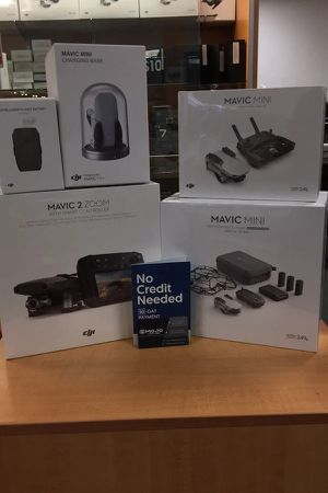 Dji Mavic drone only $40 Down gets one. Pro.. Air.. Zoom and mini for Sale in Miramar, FL
