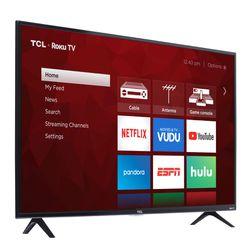 "TCL 43"" Class 4K UHD LED Roku Smart TV 4 Series for Sale in Santa Ana,  CA"