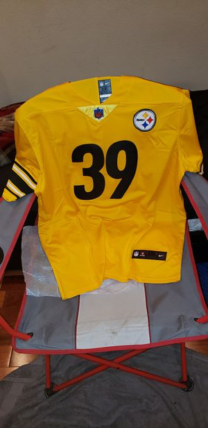 NEW STEELERS JERSEY (SIZE DOUBLE X) for Sale in Perris, CA