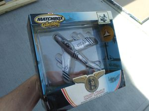 Matchbox Collectible F-86 Sabre for Sale for sale  Avon, IN