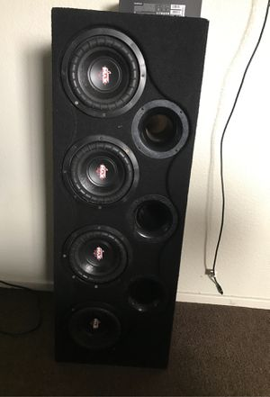 Subwoofers for Sale in Rancho Linch, MX