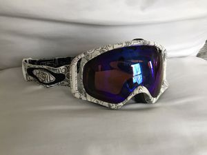 Oakley Crow Bar Goggles, 2 lenses for Sale in Worcester, MA