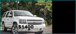 Price$1400 2008 CHEVROLET TAHOE LTZ for Sale in San Diego, CA